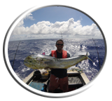 Cook Islands Game fishing