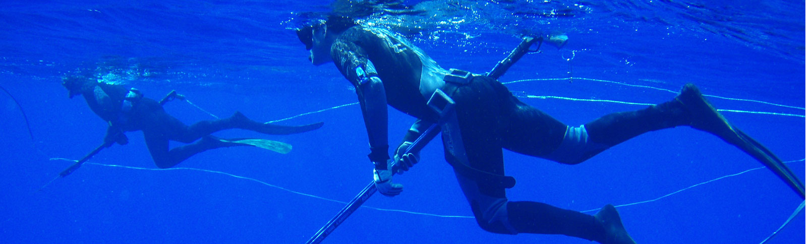 Cook Islands Spearfishing